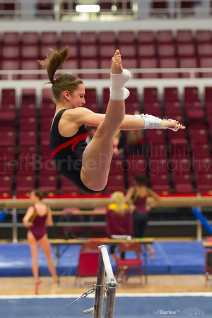 NCAA Stanford Womens Gymnastics vs ASU 2-26-2011